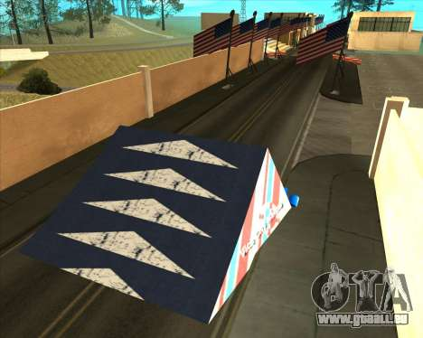 Sky Road Merdeka pour GTA San Andreas sixième écran