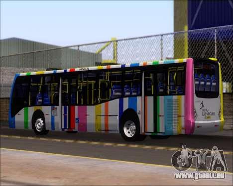 Caio Millennium II Volksbus 17-240 pour GTA San Andreas vue de droite