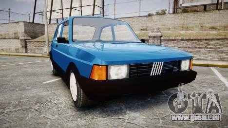 Fiat 147 Spazio-TR pour GTA 4
