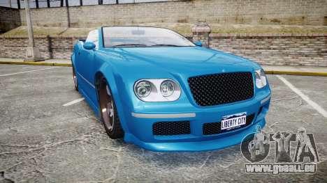 GTA V Enus Cognoscenti Cabrio für GTA 4
