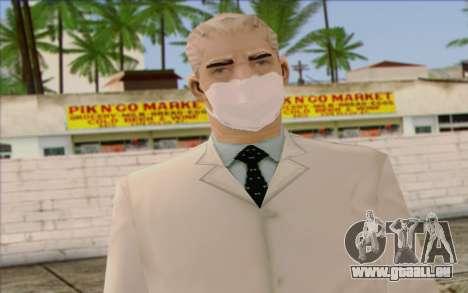 Docteur russe pour GTA San Andreas troisième écran