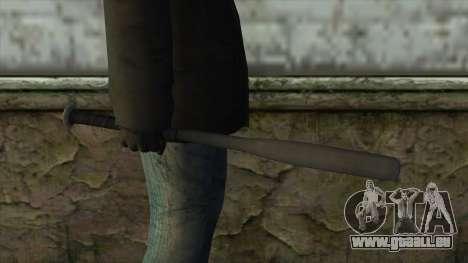Vandal Euromaidan Style Bat pour GTA San Andreas troisième écran