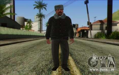 La Police Dans la Peau 2 pour GTA San Andreas