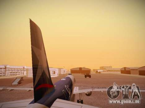 Airbus A320-214 LAN Airlines 80 Years für GTA San Andreas
