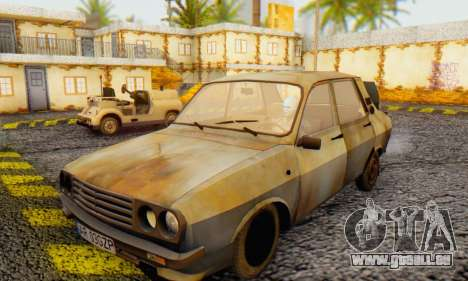 Dacia 1310 MLS Rusty Edition 1988 für GTA San Andreas