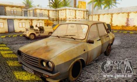 Dacia 1310 MLS Rusty Edition 1988 pour GTA San Andreas
