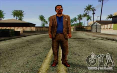 Willis Huntley from Far Cry 3 für GTA San Andreas