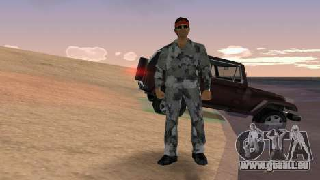 Camo Skin 18 für GTA Vice City