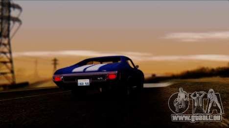Graphic Unity V4 Final für GTA San Andreas siebten Screenshot