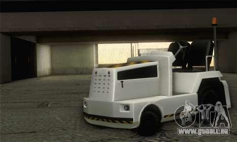 Airtug FlyUS (IVF) für GTA San Andreas