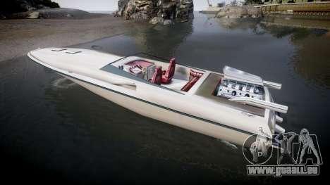 GTA San Andreas Jetmax pour GTA 4 est une gauche