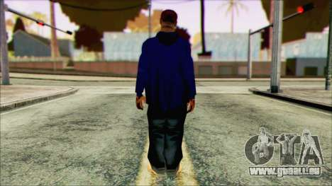 Addict v3 pour GTA San Andreas deuxième écran