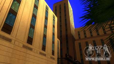 Textures HD skate Park et de l'hôpital V2 pour GTA San Andreas troisième écran