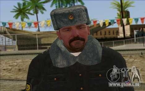 La Police Dans la Peau 2 pour GTA San Andreas troisième écran