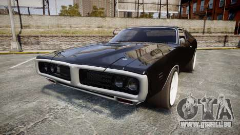 Dodge Charger 1971 pour GTA 4