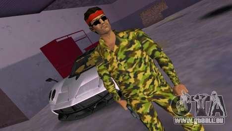 Camo Skin 07 für GTA Vice City