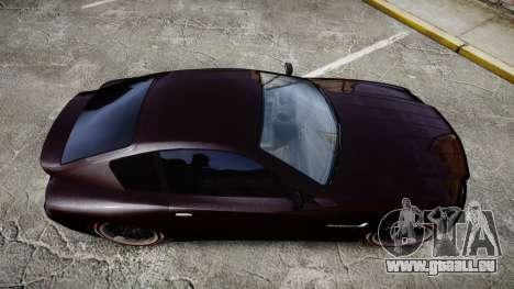 GTA V Schyster Fusilade v2 für GTA 4 rechte Ansicht