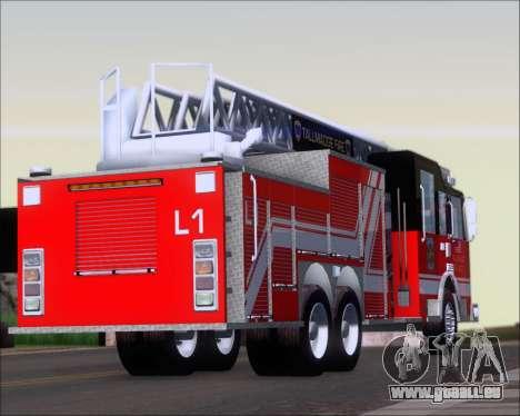 Pierce Arrow XT TFD Ladder 1 für GTA San Andreas rechten Ansicht