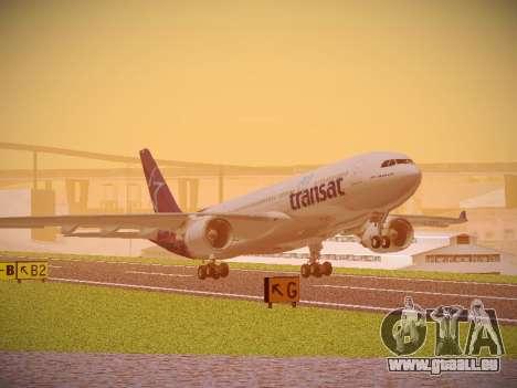 Airbus A330-200 Air Transat pour GTA San Andreas