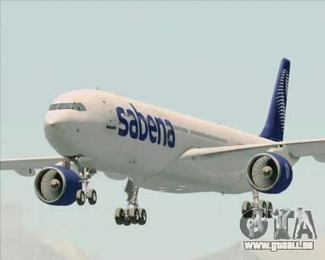 Airbus A330-300 Sabena für GTA San Andreas