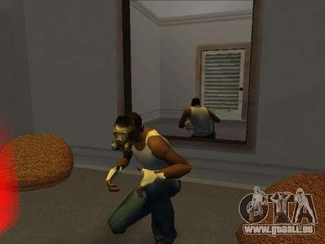 Masque de la Stalker pour GTA San Andreas