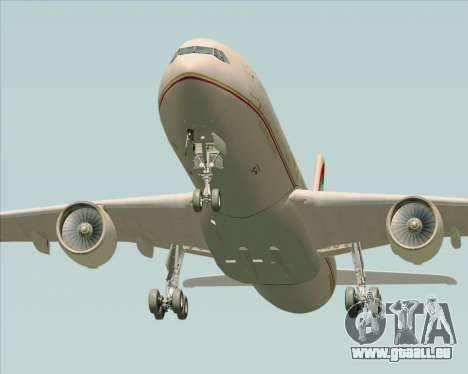 Airbus A330-300 Etihad Airways für GTA San Andreas Motor