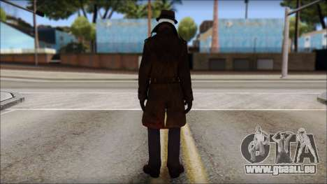 Staff Soldier für GTA San Andreas zweiten Screenshot