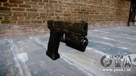 Pistolet Glock 20 ce numériques pour GTA 4