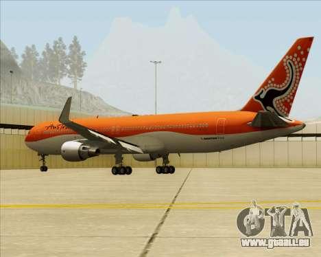 Boeing 767-300ER Australian Airlines für GTA San Andreas Innenansicht
