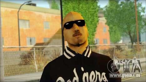 El Coronos Skin 2 für GTA San Andreas dritten Screenshot
