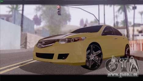 Honda Accord Mugen für GTA San Andreas
