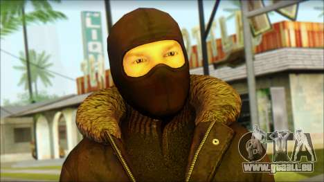 Vandal Euromaidan Style Dirty für GTA San Andreas dritten Screenshot