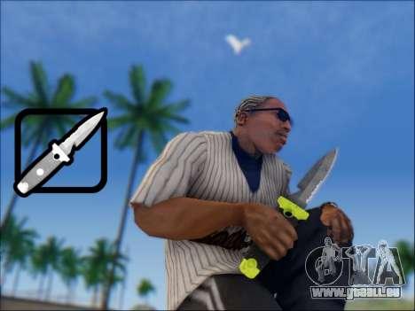Dive pour GTA San Andreas