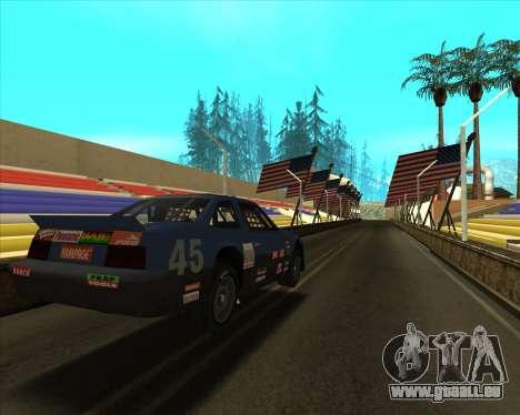 Sky Road Merdeka pour GTA San Andreas troisième écran