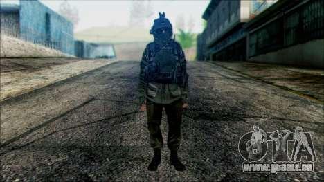 Soldaten airborne (CoD: MW2) v1 für GTA San Andreas