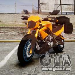 Yamaha V-ixion 150cc pour GTA 4