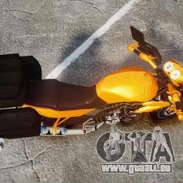 Yamaha V-ixion 150cc pour GTA 4 est un droit