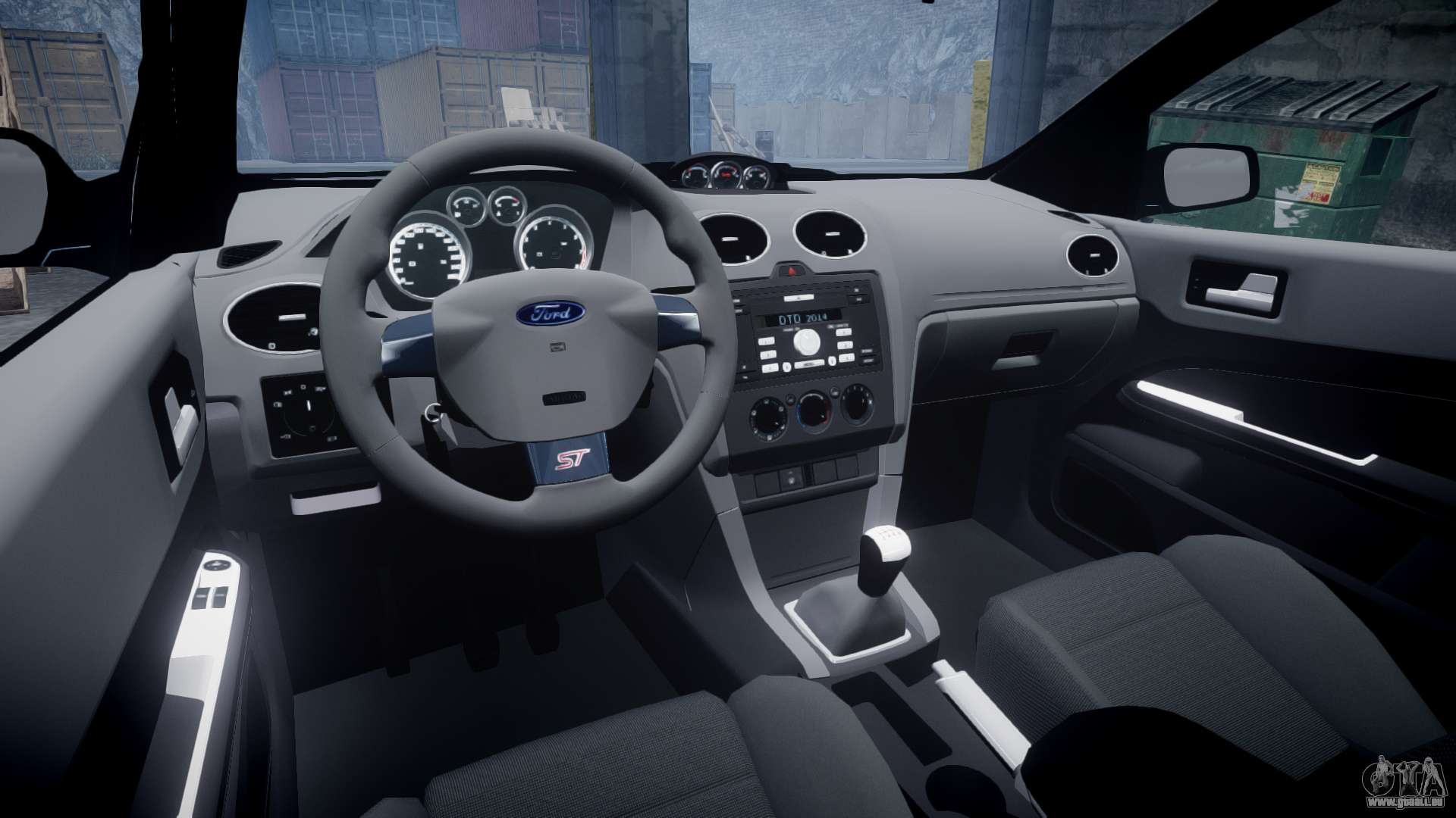 ford focus st 2005 rieger edition f r gta 4. Black Bedroom Furniture Sets. Home Design Ideas