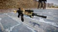 Automatische Gewehr Colt M4A1 ronin