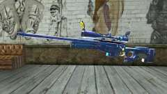 Graffiti Sniper Rifle v2 pour GTA San Andreas