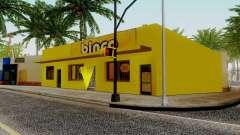 Neue Texturen für Binco auf die grove street