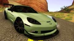 Chevrolet Corvette Z06 2006 Drift Version