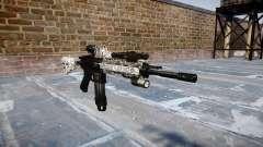 Fusil automatique Colt M4A1 de diamant