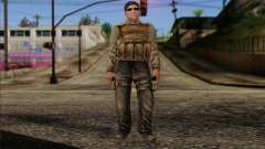 Frost from ArmA II: PMC