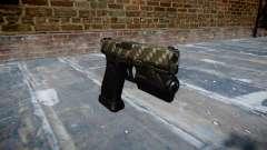 Pistolet Glock 20 en fibre de carbone