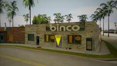 Cassé Binco magasin