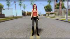 Claire Aflterlife Skin pour GTA San Andreas