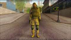 USA Soldier v1 pour GTA San Andreas