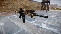 Fusil automatique Colt M4A1 zombies