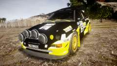 Ford Escort RS Cosworth 2.0 Vespas Team